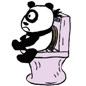 Panda Babies Stickers messages sticker-8