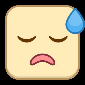 Squie Emotions messages sticker-11