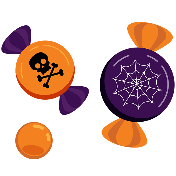 Halloween iMessage Stickers messages sticker-10