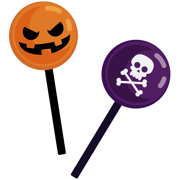 Halloween iMessage Stickers messages sticker-3