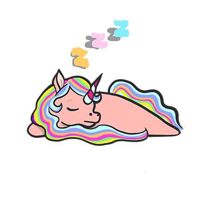 Tom, the Unicorn messages sticker-7