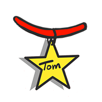 Tom, the Unicorn messages sticker-10