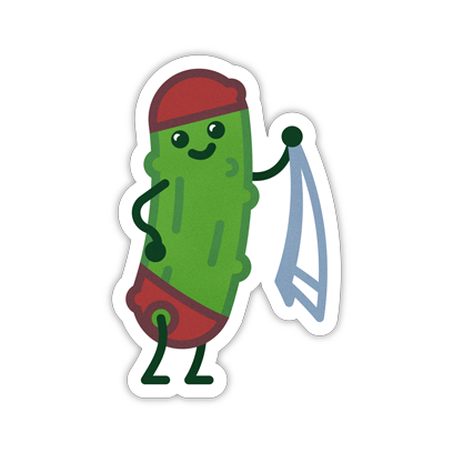 Dill with it messages sticker-1