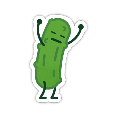 Dill with it messages sticker-4