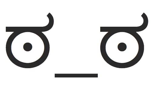 ASCII Stickers messages sticker-2