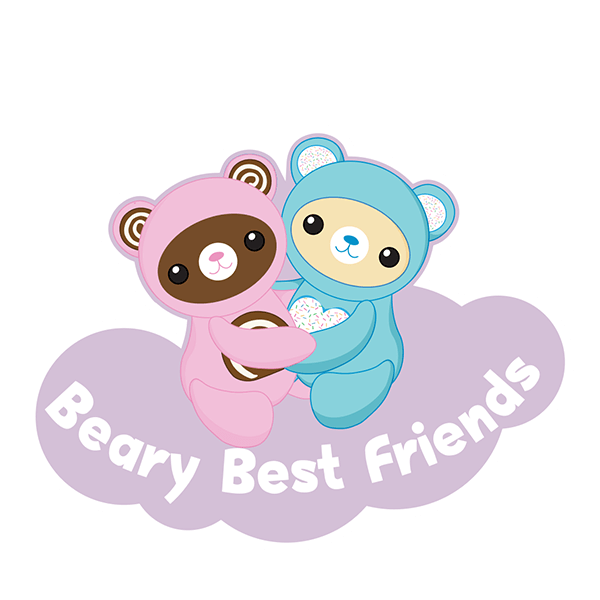 Beary Sweet Stickers messages sticker-2