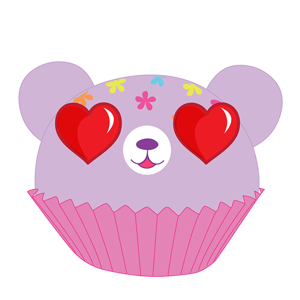 Beary Sweet Stickers messages sticker-9