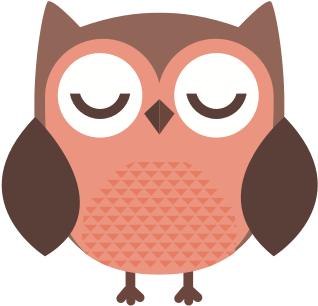 Owl Fever Stickers 2 messages sticker-11