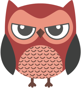 Owl Fever Stickers 2 messages sticker-6