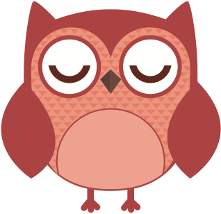 Owl Fever Stickers 2 messages sticker-9