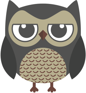 Owl Fever Stickers 2 messages sticker-7