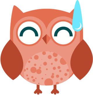 Owl Fever Stickers 2 messages sticker-10