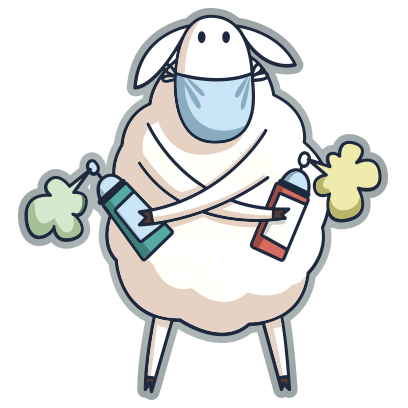 Baa the Sheep – Farm Animal Stickers for iMessage messages sticker-8