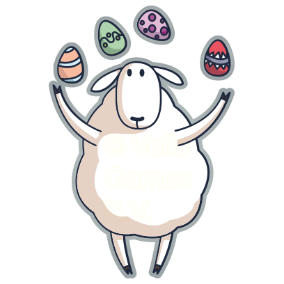 Baa the Sheep – Farm Animal Stickers for iMessage messages sticker-6