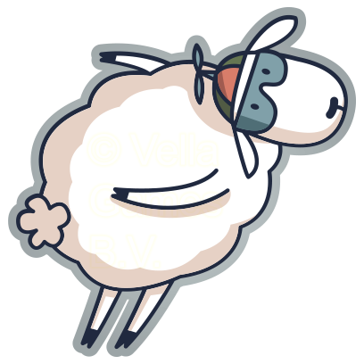 Baa the Sheep – Farm Animal Stickers for iMessage messages sticker-1