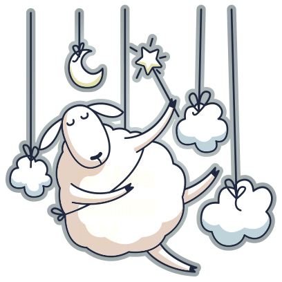 Baa the Sheep – Farm Animal Stickers for iMessage messages sticker-4
