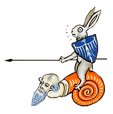 Medieval Rabbit Stickers messages sticker-11