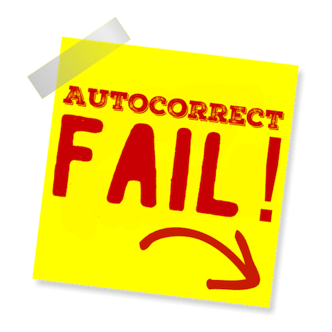 Blame Autocorrect! messages sticker-0