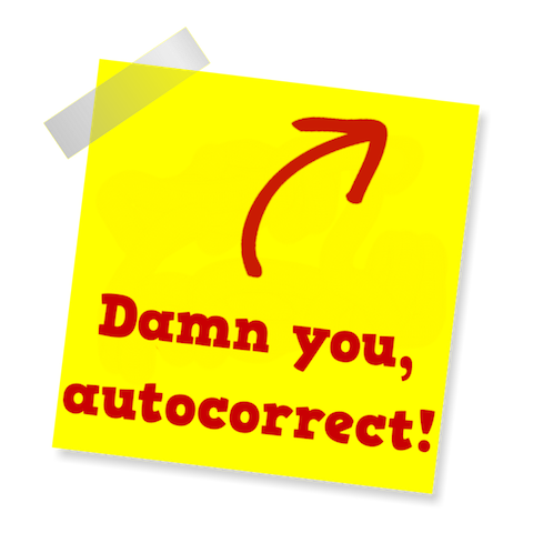 Blame Autocorrect! messages sticker-11