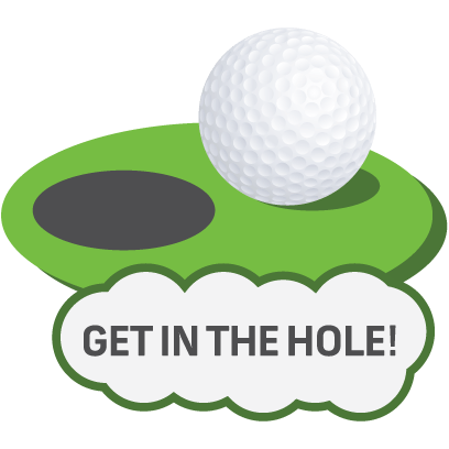 GolfNow Stickers for Golfers messages sticker-6