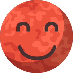 Fly to Mars! - Stickers for iMessage messages sticker-4