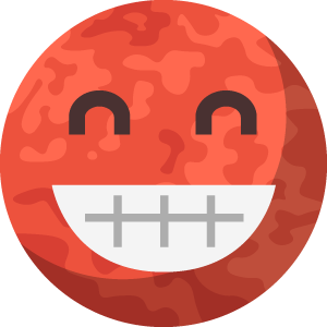 Fly to Mars! - Stickers for iMessage messages sticker-10