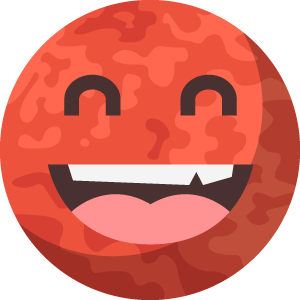 Fly to Mars! - Stickers for iMessage messages sticker-0