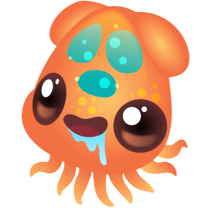 Tentatrio! Jellyfish, Octopus & Squid Pals messages sticker-4