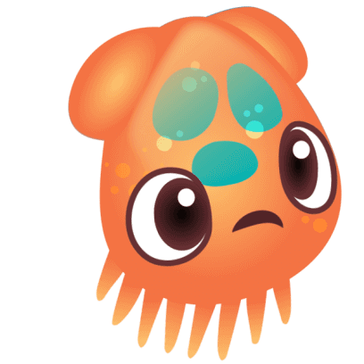 Tentatrio! Jellyfish, Octopus & Squid Pals messages sticker-6