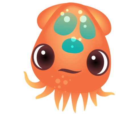 Tentatrio! Jellyfish, Octopus & Squid Pals messages sticker-3