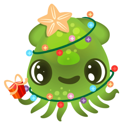 Tentatrio! Jellyfish, Octopus & Squid Pals messages sticker-0