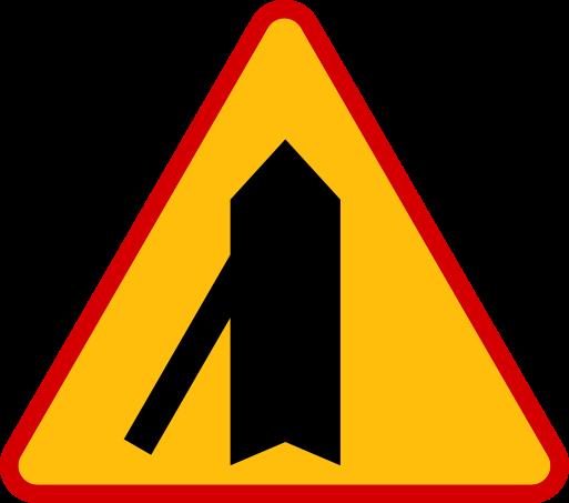 Znaki ostrzegawcze messages sticker-10