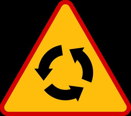 Znaki ostrzegawcze messages sticker-11