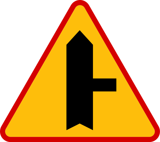 Znaki ostrzegawcze messages sticker-7