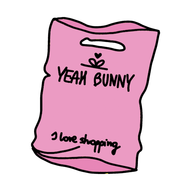 Yeah Bunny Starter messages sticker-7