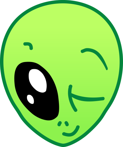 Aliens - We Out Here messages sticker-5