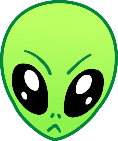 Aliens - We Out Here messages sticker-3