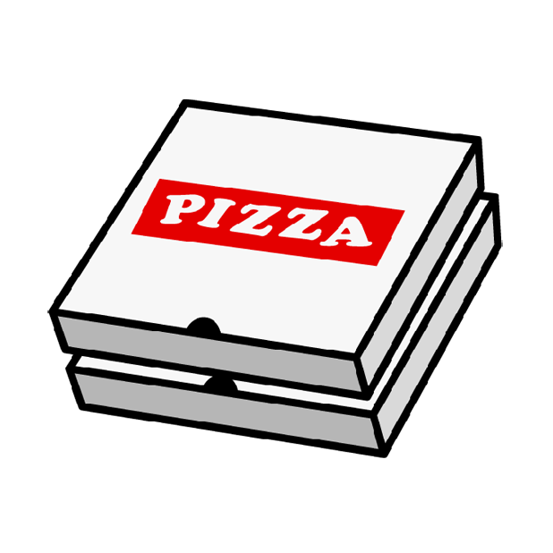 I Love Pizza Sticker Pack messages sticker-9
