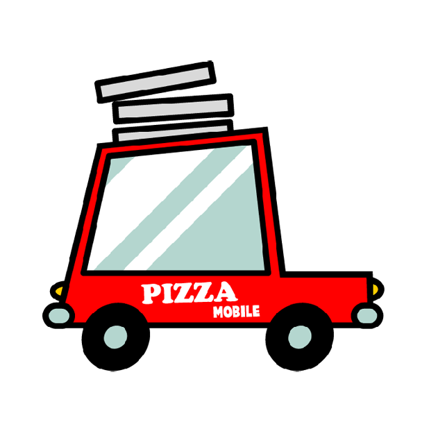 I Love Pizza Sticker Pack messages sticker-10