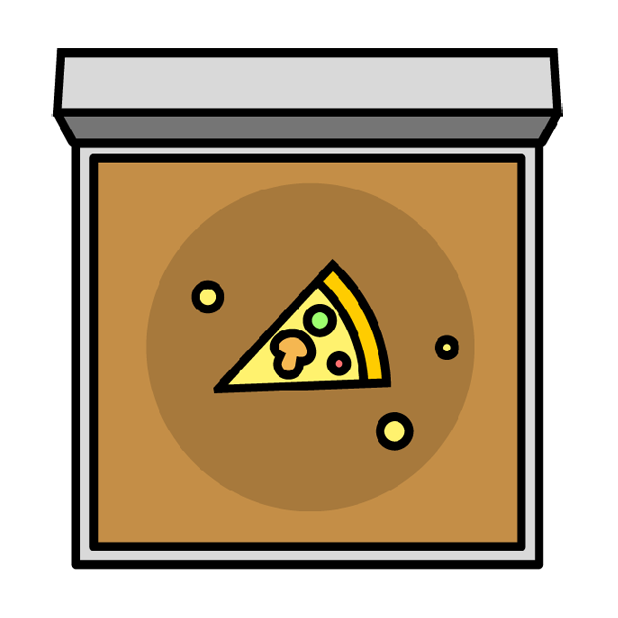 I Love Pizza Sticker Pack messages sticker-7