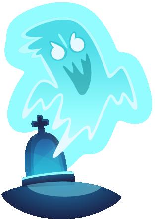 Halloween - Elements messages sticker-9