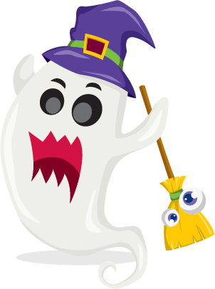 Halloween - Elements messages sticker-7