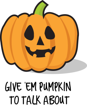 In Good Pun Halloween messages sticker-0