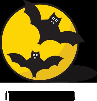 In Good Pun Halloween messages sticker-1