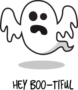 In Good Pun Halloween messages sticker-8