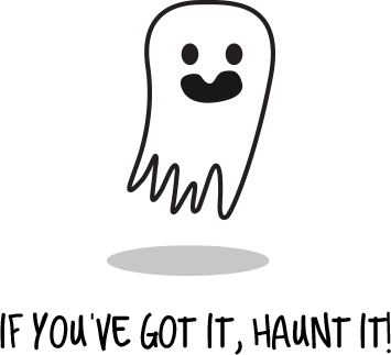 In Good Pun Halloween messages sticker-4
