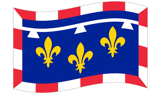 Drapeaux de France Stickers messages sticker-9