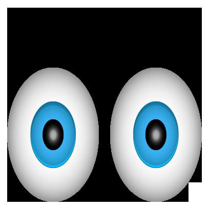 Sticky Eyes messages sticker-11