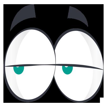 Sticky Eyes messages sticker-6