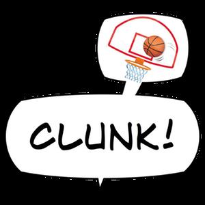 Swish! Sports Sounds Comic Bubbles messages sticker-4